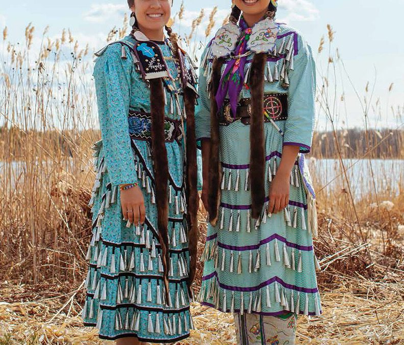 SHIIBAASHKA'IGAN Honouring the Sacred Jingle Dress – Exhibit Closing Ceremonies