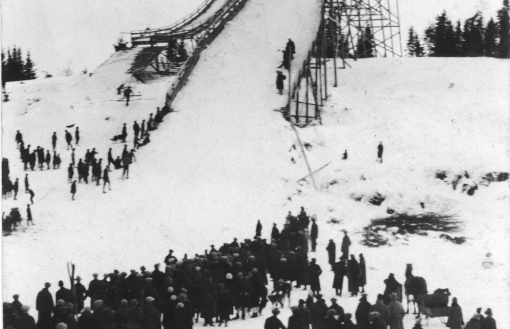 The Gold Street Toboggan and Ski Slide