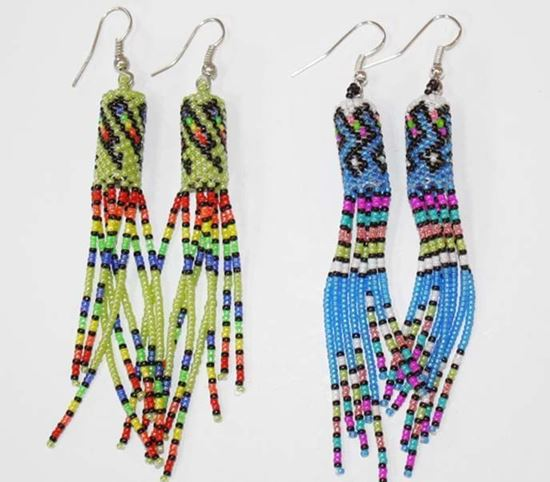 Jingle Dress Earring Workshop