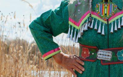 SHIIBAASHKA'IGAN: HONOURING THE SACRED JINGLE DRESS