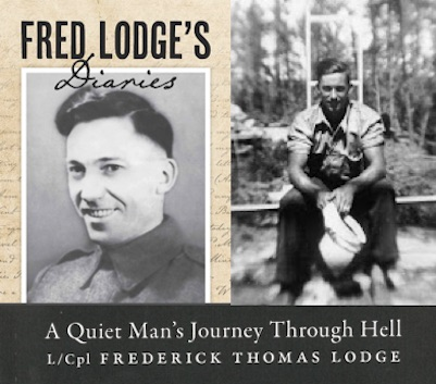 Book Launch – Fred Lodge's Diaries