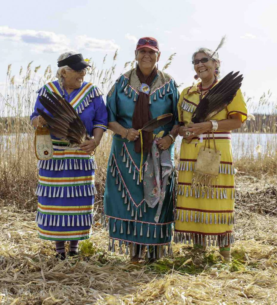 The Jingle Dress – Question and Answer Panel