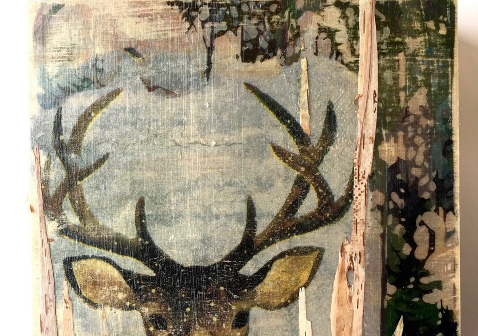 Photo Transfers & Collage with Holly Ann Friesen