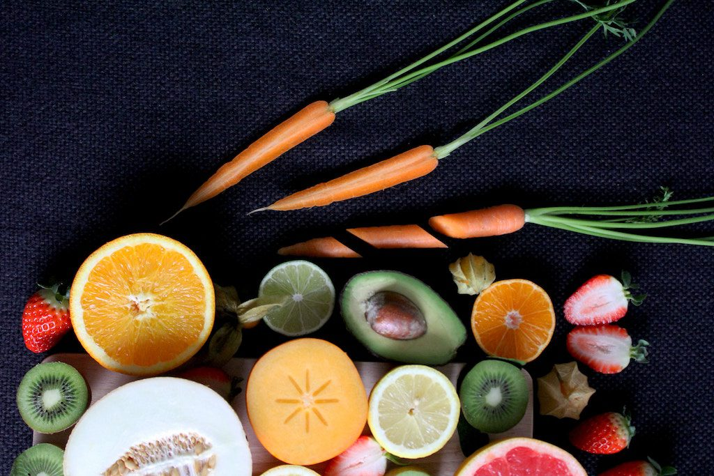 Family Crafternoon: Print Your Fruits & Vegetables