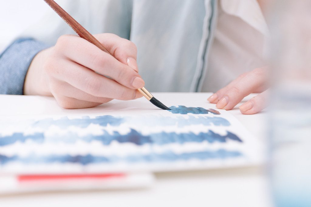 Intro to Watercolours (Adult/Teen) – 5 weeks