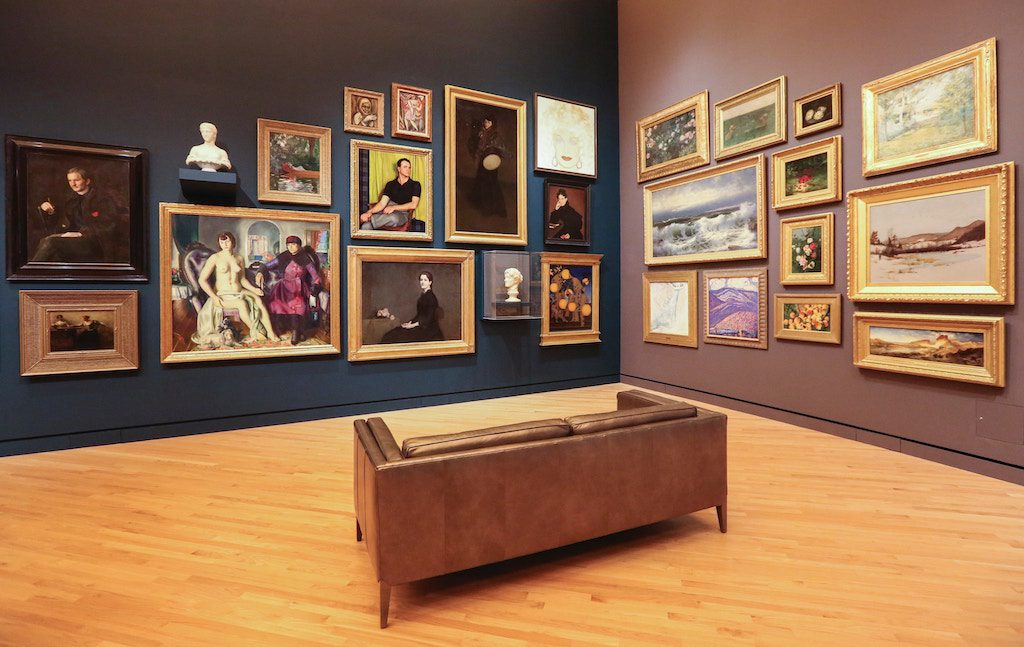 Art for Lunch: The Art of Collecting