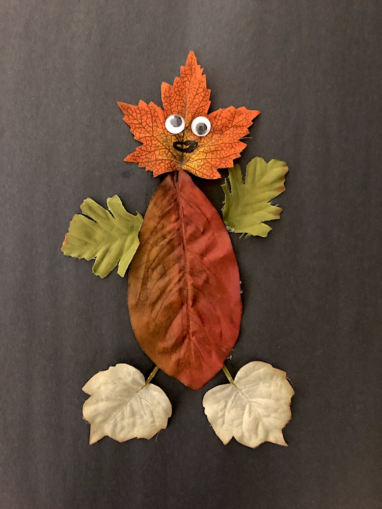 Toddler Tuesday: Fall Crafts