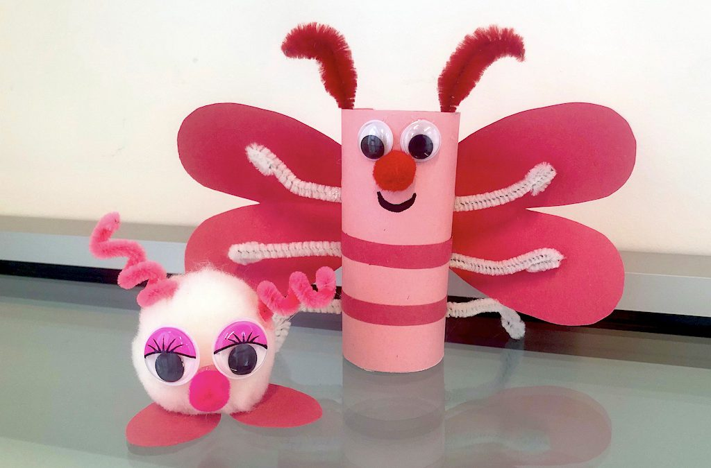 Family Crafternoon: Love Bugs