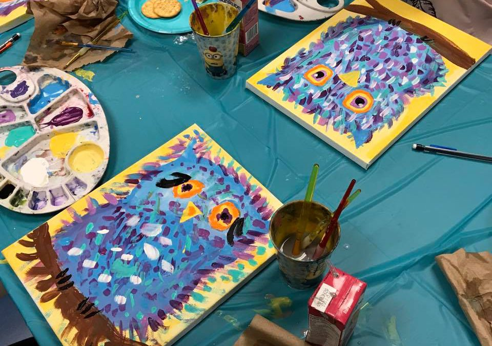 Creature Creations! Summer Art Camp with Black Bark Studio