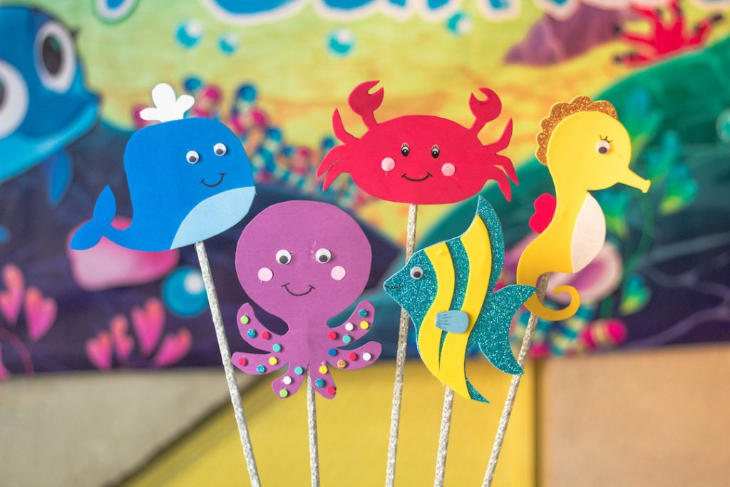 Critter Creations (ages 5-8) – 10 weeks