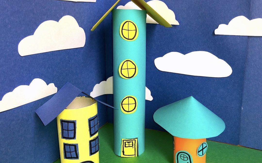 Quick Craft: Paper City