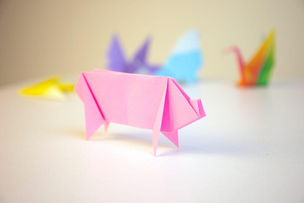 Origami Animals (ages 8+)