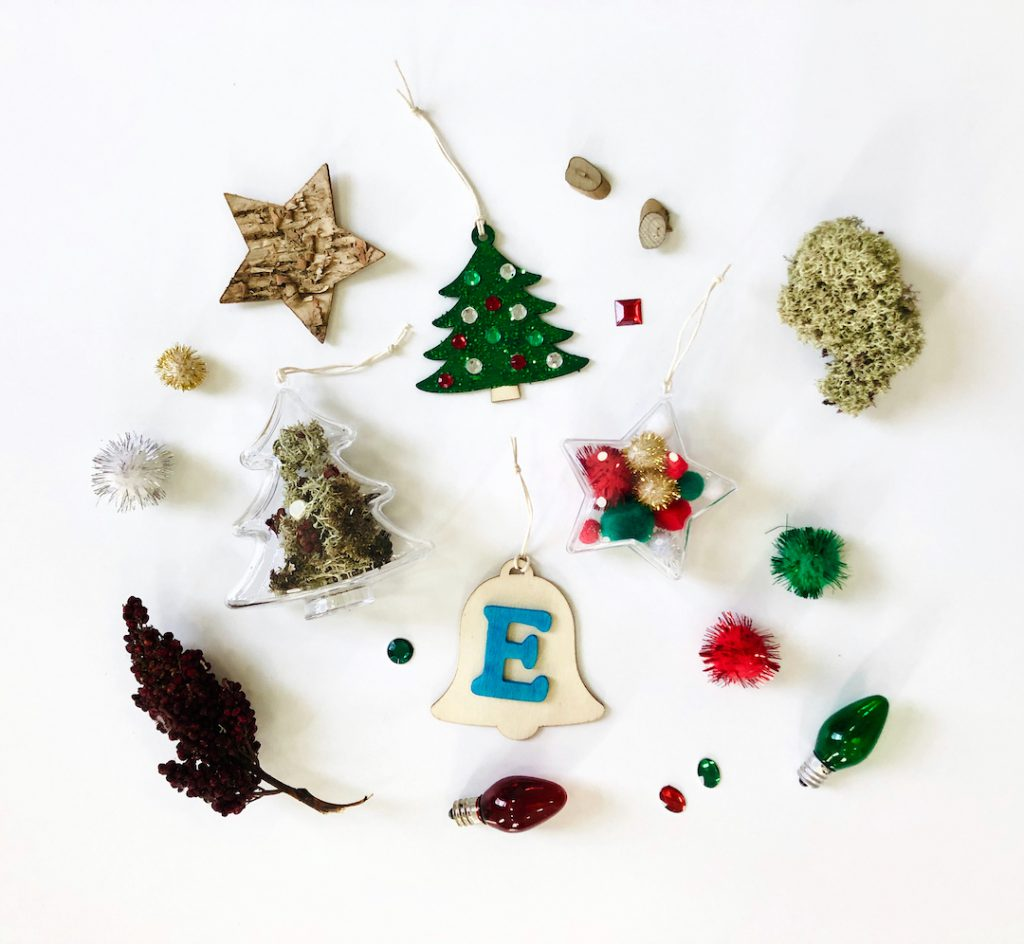 Family Crafternoon: Holiday Ornaments
