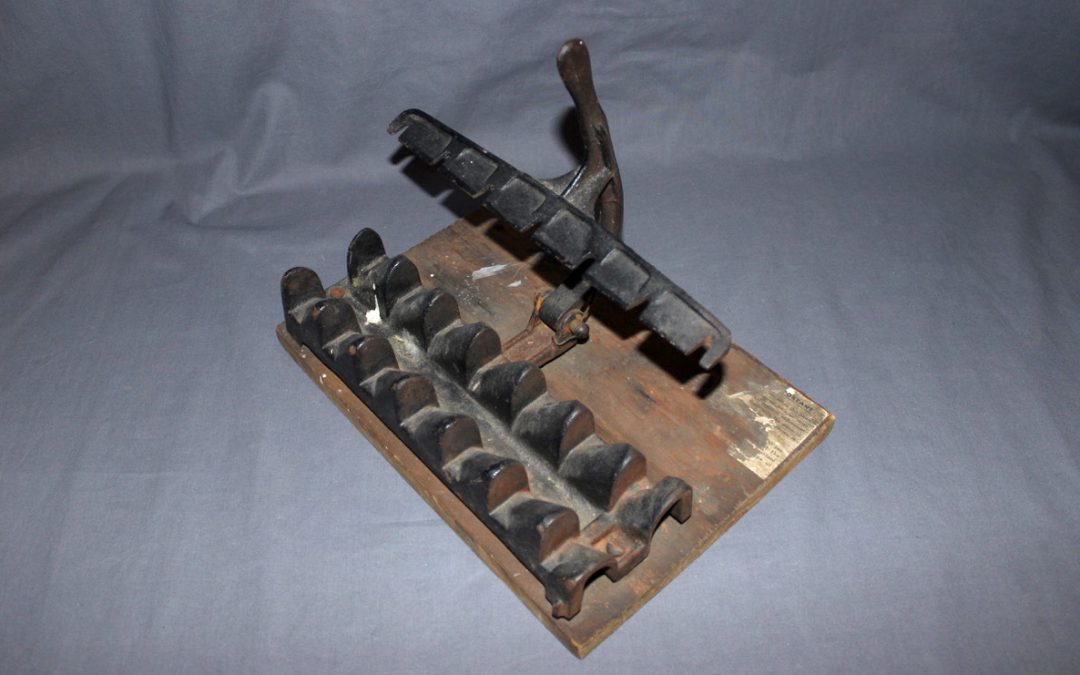 From the Collection: Egg Carton Press