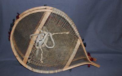 From the Collection: Bearpaw Snowshoes