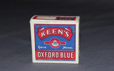 From the Collection: Keen's Oxford Blue