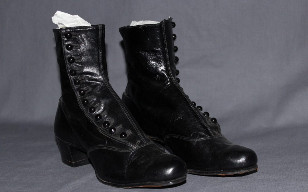 From the Collection: Buttoned Boots