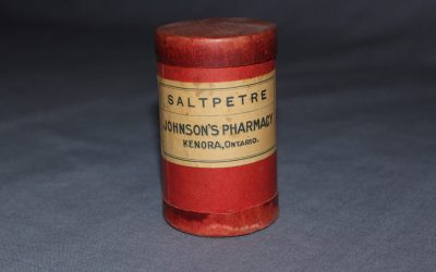 From the Collection: Saltpetre