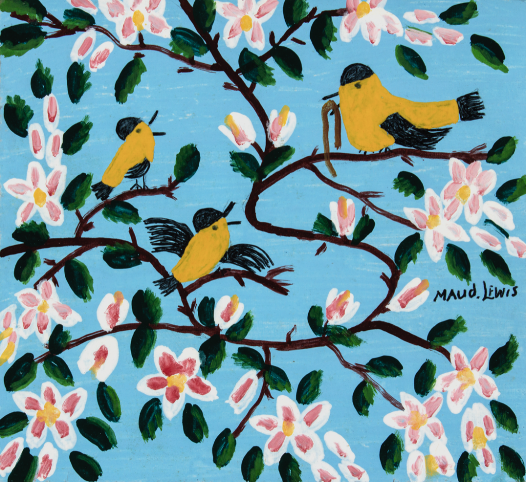 Make it Maud (Painting Workshop)