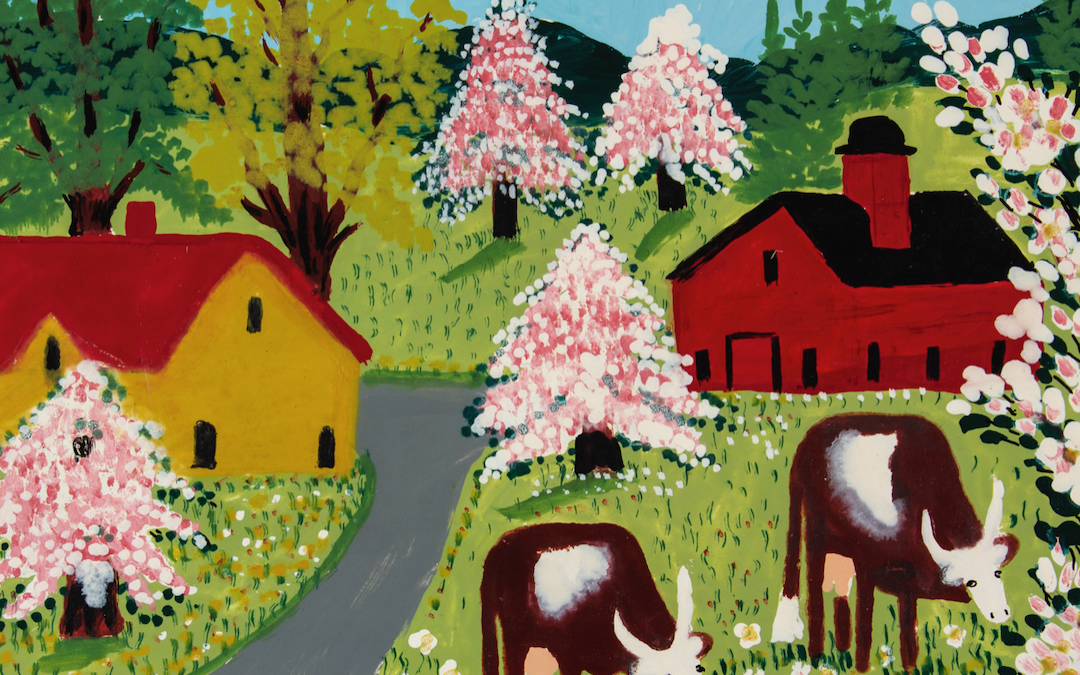 Guided Tour: Maud Lewis