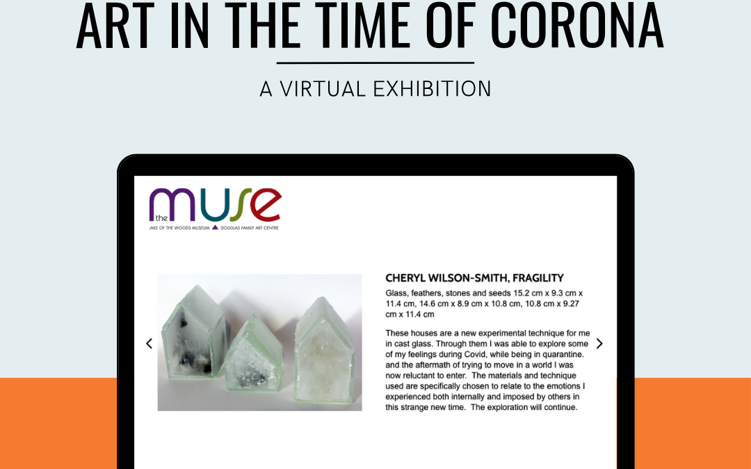 Virtual Exhibition: Art in the Time of Corona #WorldArtDay