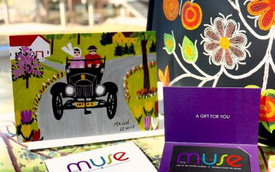 A Mother's Day Gift of Art, History, and Inspiration – A Membership to the Muse