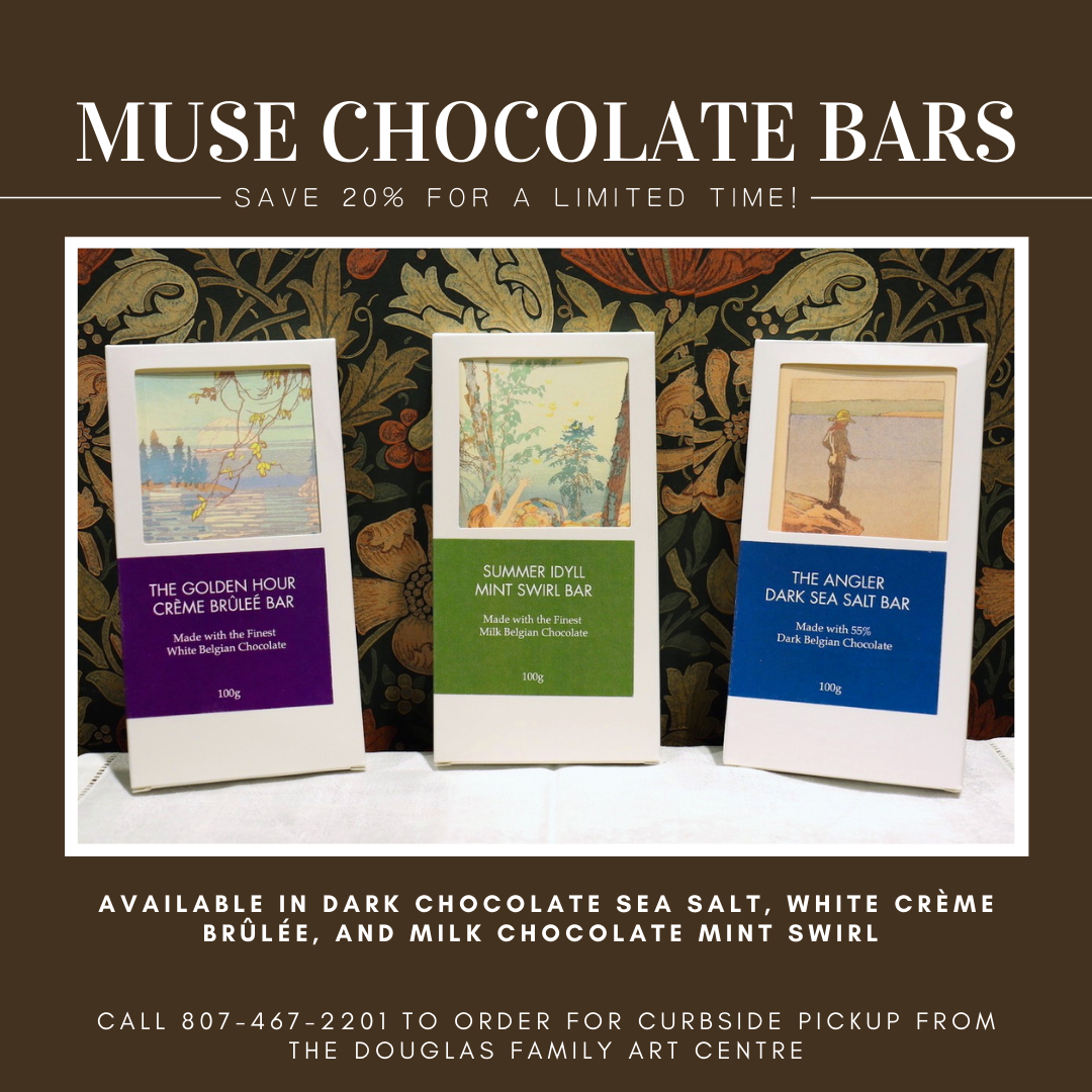 Muse Chocolate Bars - Save 20% time for a Limited Time!