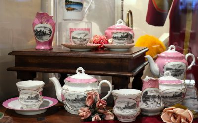 Museum from Home: Happy International Tea Day!
