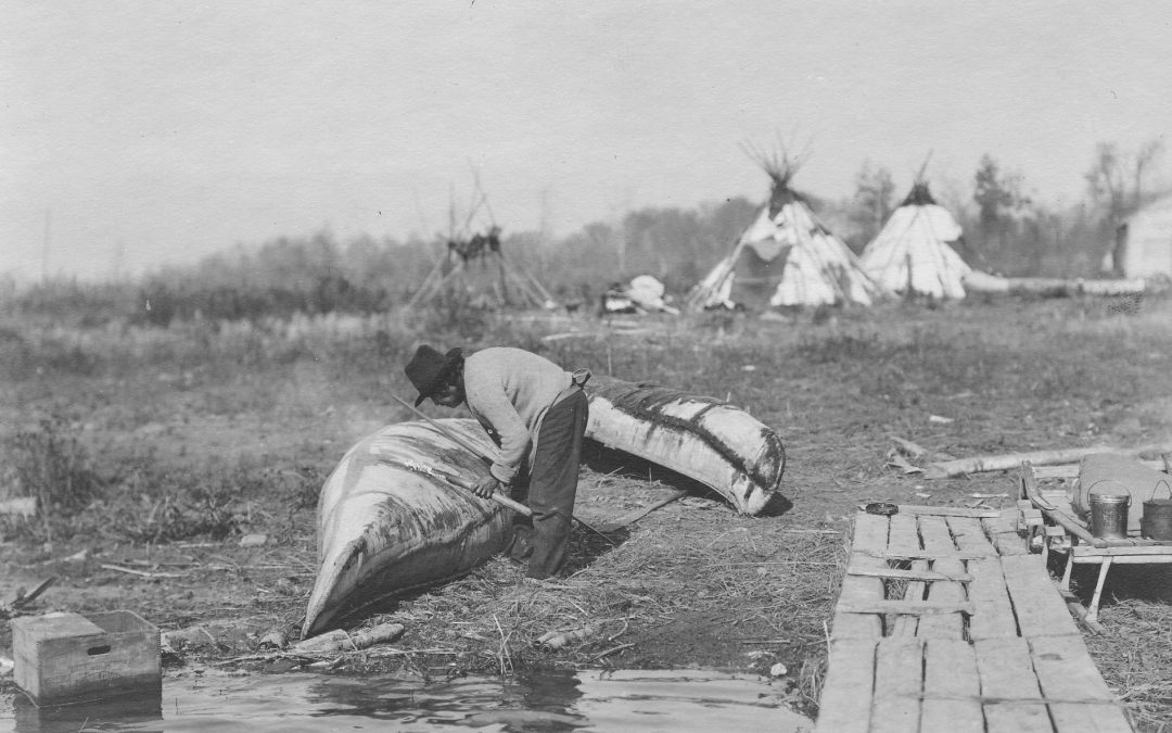 Indigenous History Month: History in Photos