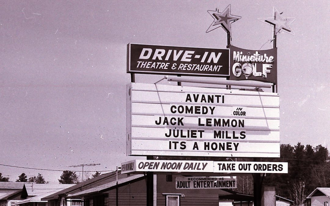 Summer at the Drive-In
