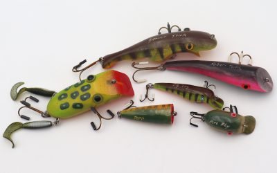Shop the Muse: Hand Carved Fishing Lures