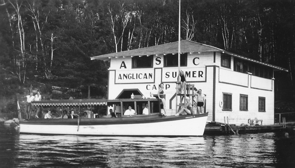 The Anglican Summer Camp Island