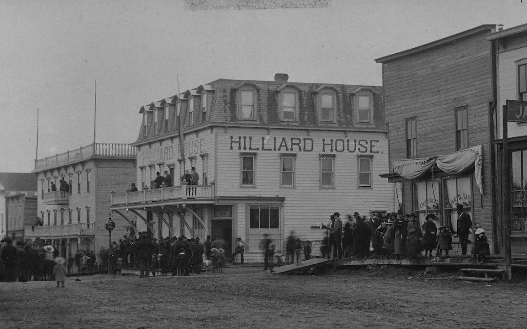 The Hilliard House