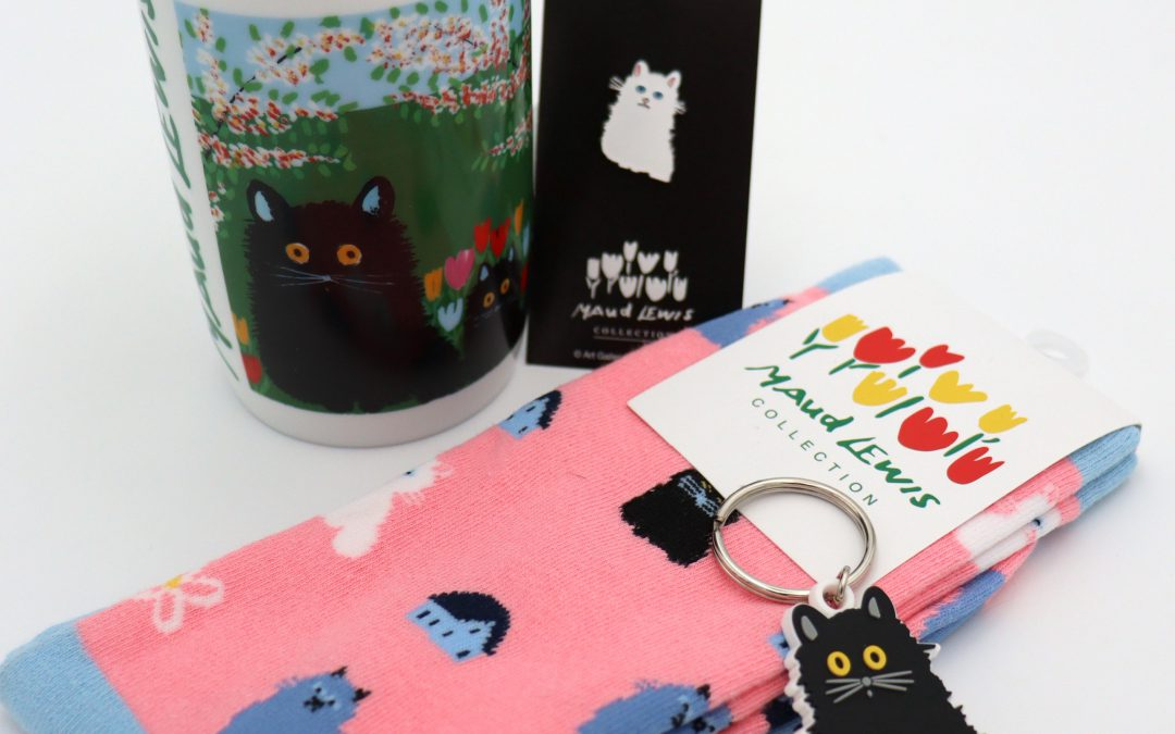 Shop the Muse: Celebrate International Cat Day with Maud Lewis