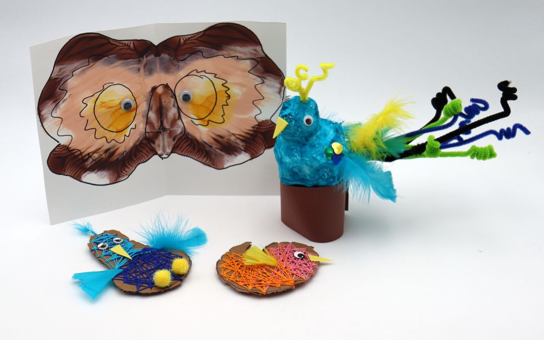 Family Crafternoon: Birds of a Feather