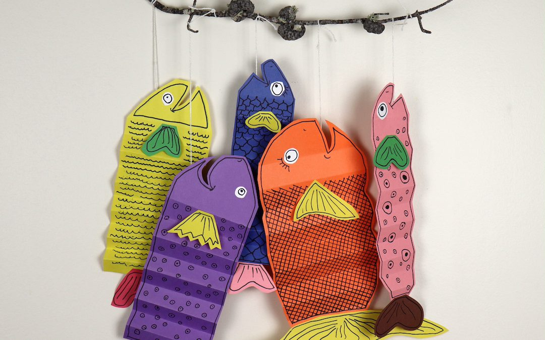 Family Crafternoon: Catch of the Day