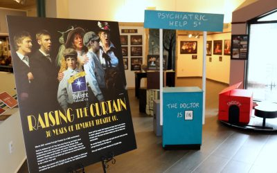 Closing the Curtain on the TryLight Theatre Co. Exhibit