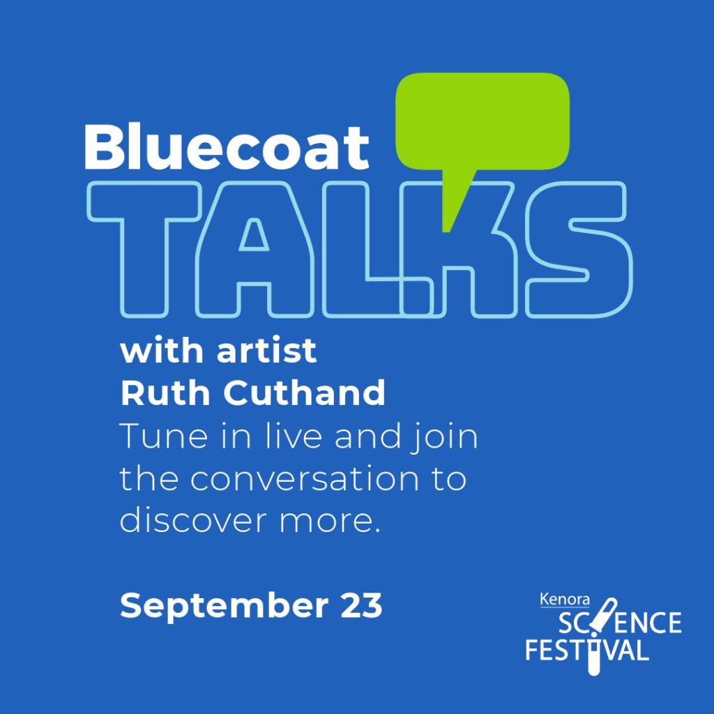 Bluecoat Talk with Artist Ruth Cuthand