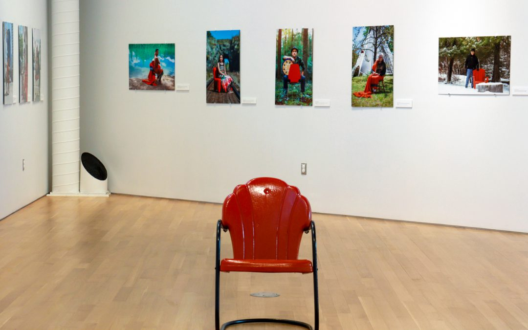 Last Day to See The Red Chair Sessions!
