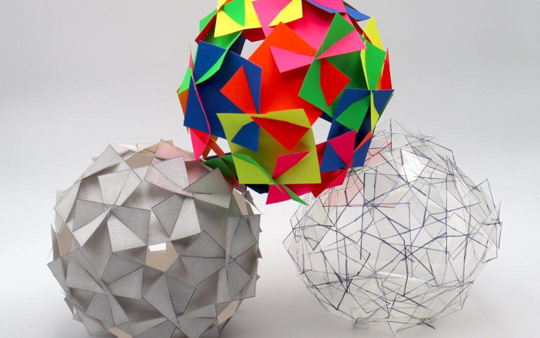 Kenora Science Festival: Geometric Paper Craft